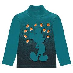 Camiseta interior Disney con estampado Mickey