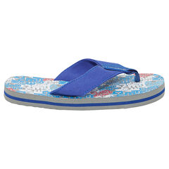 Chanclas con suela estampada all-over FREEGUN