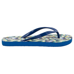 Chanclas con estampado de surf all-over del 24 al 27