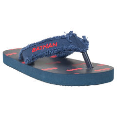 Chanclas de BATMAN con flecos