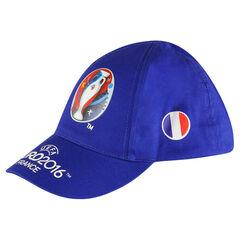 Gorra de color liso