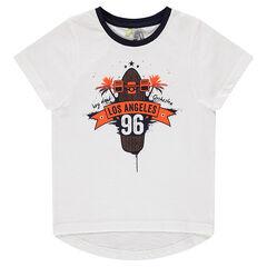 """Camiseta de manga corta con estampado """"Los Angeles"""""""