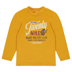 Júnior - Camiseta interior de punto con estampado de fantasía