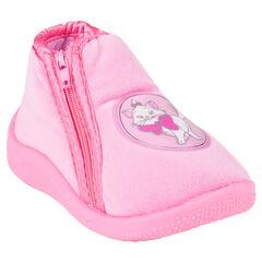 Zapatillas de forma botín con cremallera con detalle Disney
