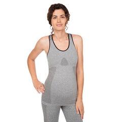 Camiseta de deporte premamá sin mangas