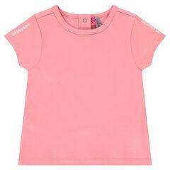 Camiseta de manga corta con motivos incas