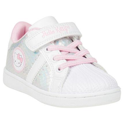 Zapatillas de deporte de caña baja con fantasía Hello Kitty