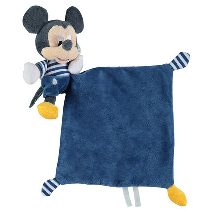 Peluche plano con muñeco de Mickey