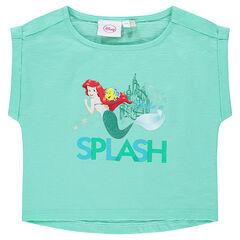 Camiseta de manga corta de Disney de La Sirenita