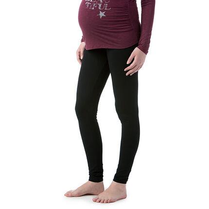 Legging para el embarazo banda ancha slim en la parte superior