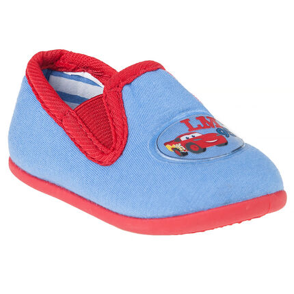 Chaussons bas Disney patch Cars
