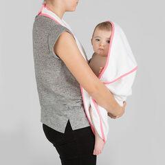 Toalla de esponja para mamá y bebé