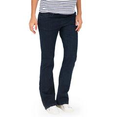 Jeans de grossesse coupe bootcut