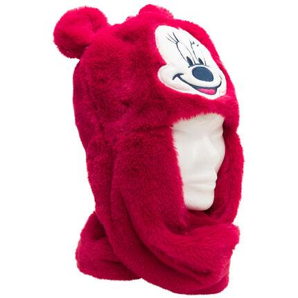 Gorro-bufanda de borreguito Minnie Disney