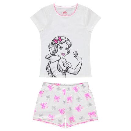 Pijama de punto con estampado de Blancanieves ©Disney