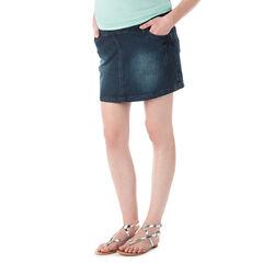 Jupe de grossesse en jeans