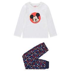 Pijama de punto de ©Disney con estampado de Mickey