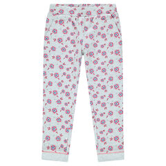 Pantalón de jogging de flores