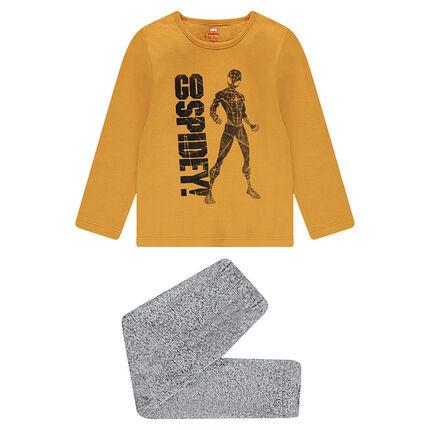 Pijama bicolor con estampado ©Disney Spiderman