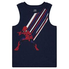 Camiseta de algodón con estampado ©Marvel Spiderman