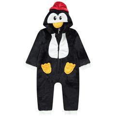 Surpyjama pingouin en polaire