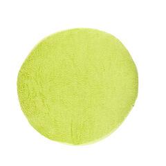 Housse ronde de coussin d'allaitement - Lime