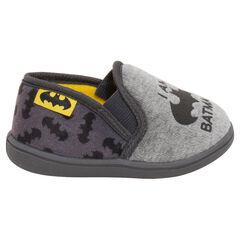 Patucos bajos con elástico y estampados ©Warner Batman