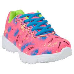 Zapatillas de deporte multicolor