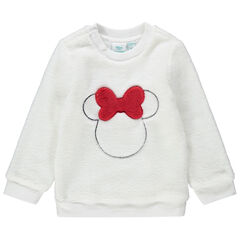 Sudadera de borreguillo Minnie Disney