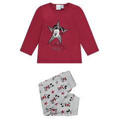 Pijama de punto de Disney con estampado de Mickey
