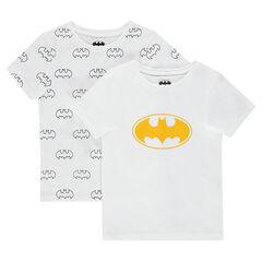 Juego de 2 camisetas interiores de punto ©Warner Batman