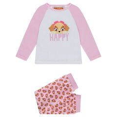 Pijama de punto con parche Stella - Patrulla canina Nickelodeon™