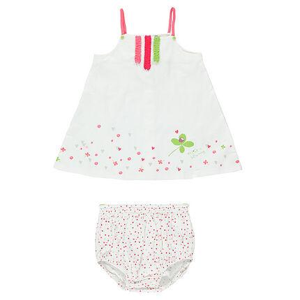 Camiseta manga larga algodón niña - REFORMULATION EN ESPAGNOL FIXE POUR TESTER
