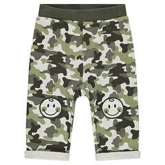Pantalón de muletón army ©Smiley