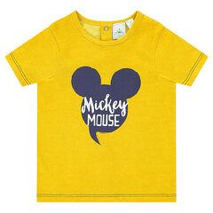 Camiseta de manga corta Disney con estampado Mickey