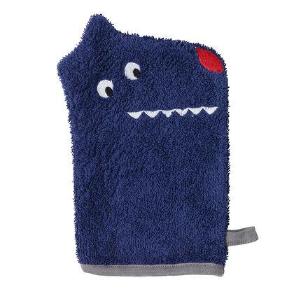 Manopla de baño de toalla con forma de animal