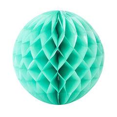 Pack de 3 bolas de papel efecto alveolado