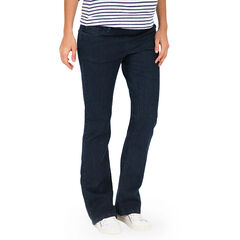 Jeans para el embarazo banda ancha en la parte superior