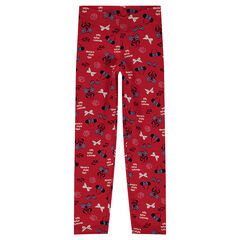 Leggings de punto ©Disney con estampado Minnie