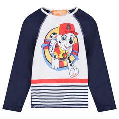 Camiseta de baño antirrayos UV con estampado de Nickelodeon™ Patrulla Canina