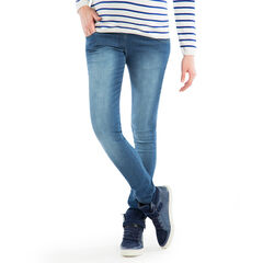 Jeans para el embarazo slim efecto usado