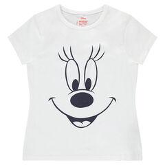 Camiseta de manga corta con estampado de Minnie ©Disney