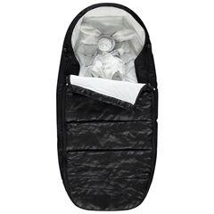 Saco camuflaje polar Tessa - Negro , Prémaman