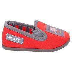 Patucos bajos Disney con estampado Mickey