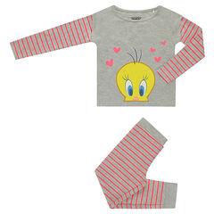 Pijama de punto con estampado de Piolín ©Warner/Looney Tunes