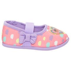 Zapatillas tipo merceditas Disney Princesa Sofía