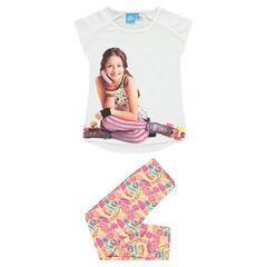 Júnior - Pijama de jersey Disney Soy Luna