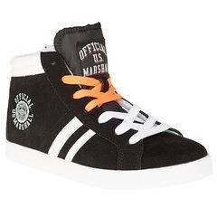 Zapatillas de deporte de caña alta con cordones US Marshall