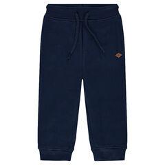 Pantalón de jogging liso
