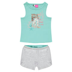 Pijama corto Disney Ariel